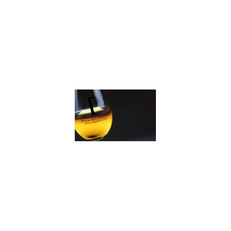 White Pineau des Charentes Cognac G et C Raby